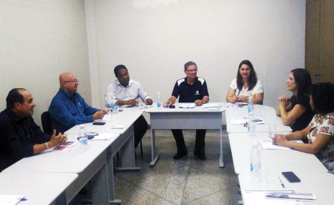 Regional da Fecomerciários realiza reunião em Marília