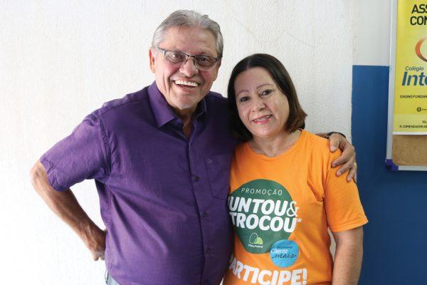 COMERCIÁRIA É PREMIADA NO SORTEIO MENSAL DO SEGURO DE VIDA