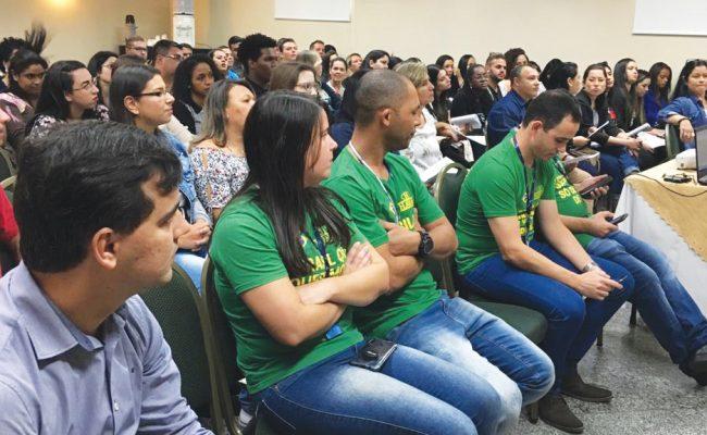 Sindicato faz reunião com Comerciários da Havan